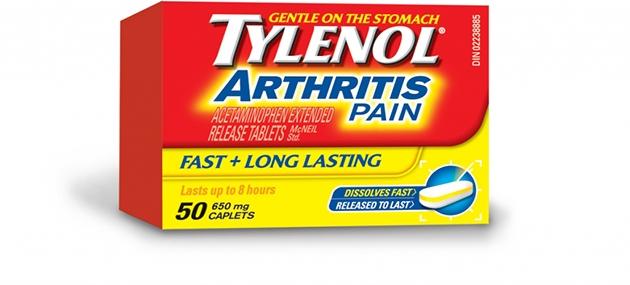 TYLENOL® Arthritis Pain