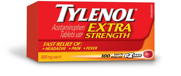 TYLENOL® Extra Strength EZ Tabs
