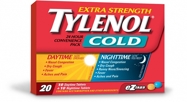 Cough, Cold + Flu Products TYLENOL