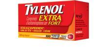 TYLENOL® Extra fort