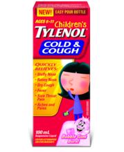 Children's TYLENOL®Cold & Cough