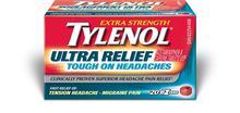 TYLENOL® Ultra Relief