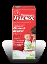 Gouttes concentrées TYLENOL® pour nourrissons
