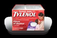 TYLENOL® VIT-FONDUMC pour enfants plus âgés