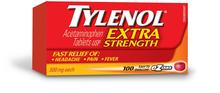 TYLENOL® Extra Strength