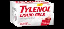 TYLENOL® Liquid Gels