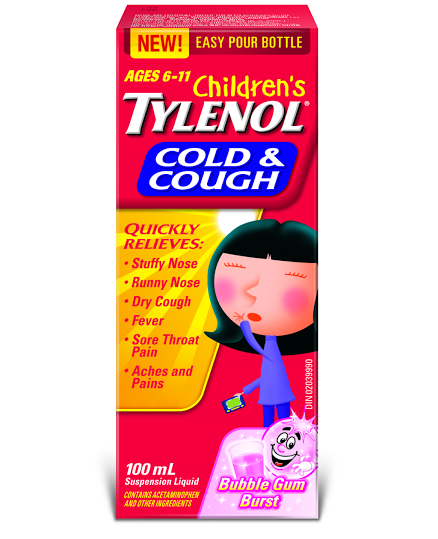 Children's TYLENOL® Cough & Cold