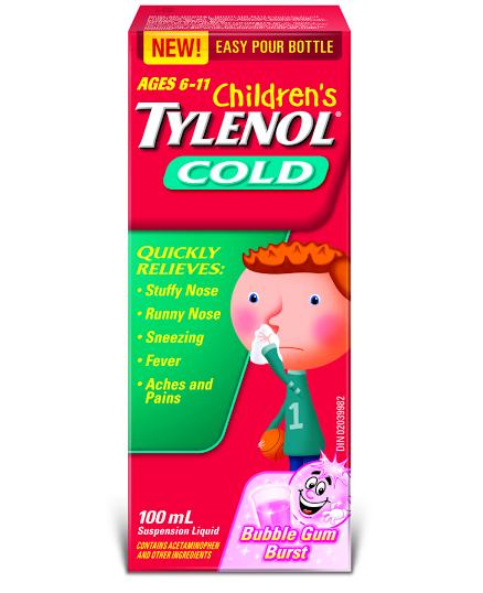 Children's TYLENOL® Cold