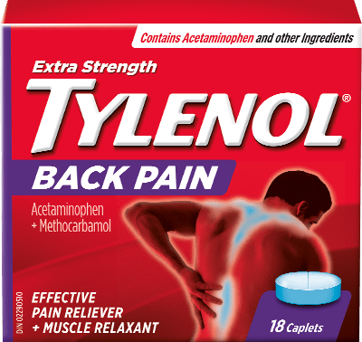 Extra Strength TYLENOL® Back Pain