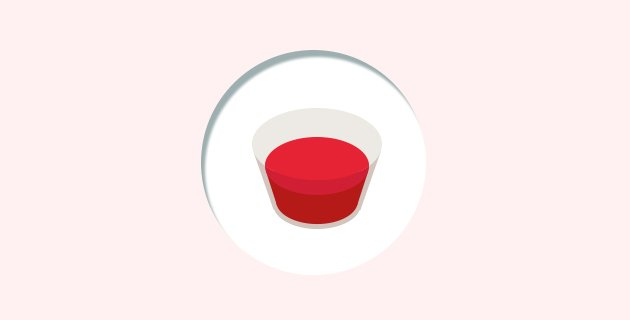 Tylenol Measuring Cup Icon for dosage