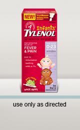 Infants' TYLENOL® Drops