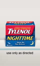 TYLENOL® Nighttime